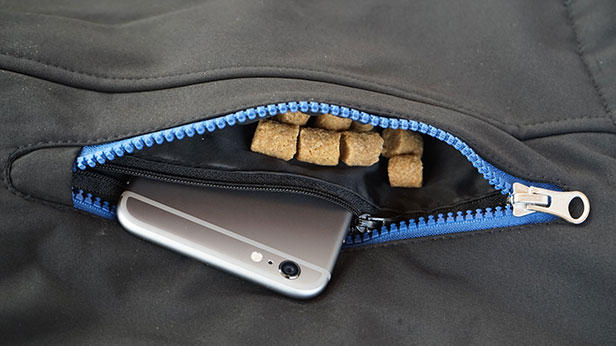 Softshell-Doppeltasche