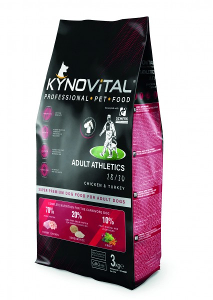 KYNOVITAL Adult Athletics 28/20