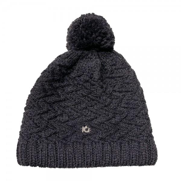 IQ Wintermütze - mit Bommel